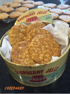 biscuits, golden syrup biscuits, cozebakes, gluten free, oats, cornflakes, cookies, biscuits for parties