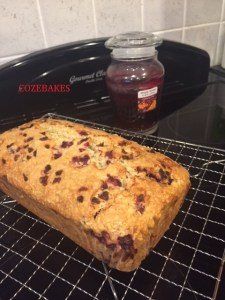 raspberry loaf, coconut and raspberry loaf, cozebakes, tea time baking, loaf cakes, raspberries, coconut, dairy free, almond milk, coconut milk