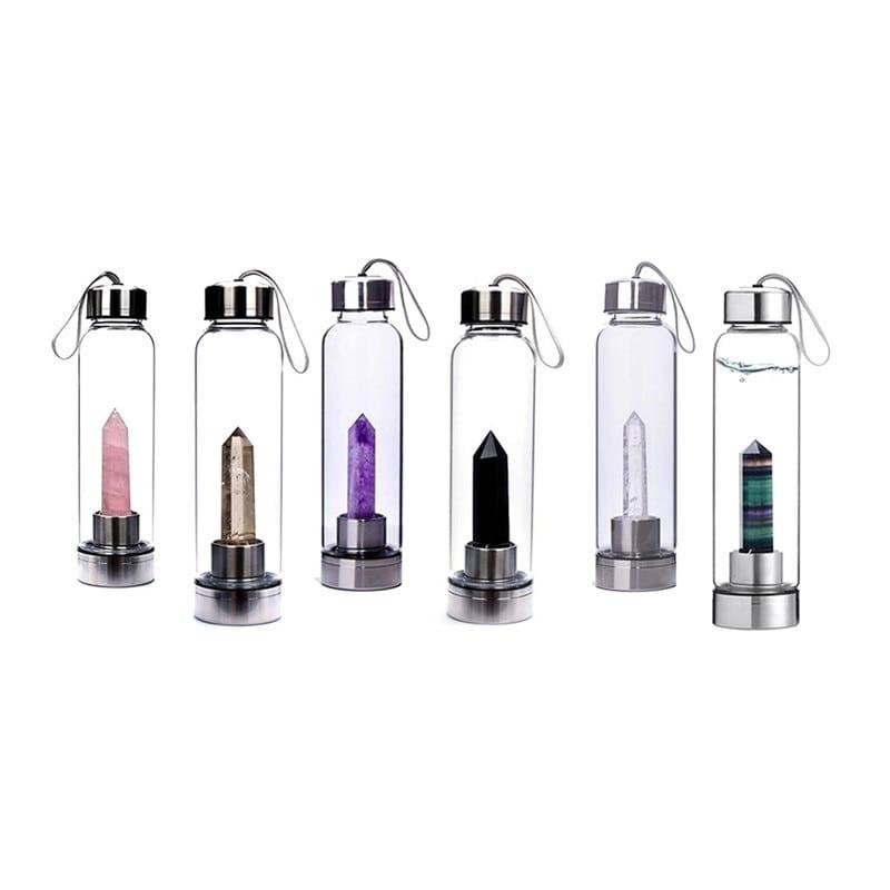 Rose Quartz Bottle ⋆ COZEXS