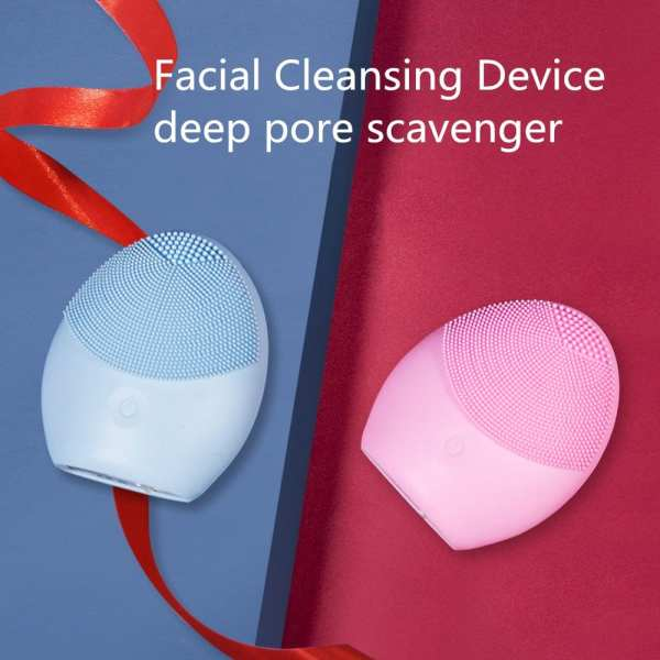 Electric Facial Spa Massager & Cleanser