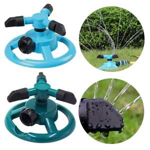 Automatic 360 Degree Rotating Sprinkler Irrigation System