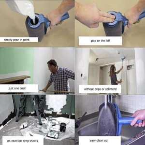 Multifunctional Paint Roller Pro Kit