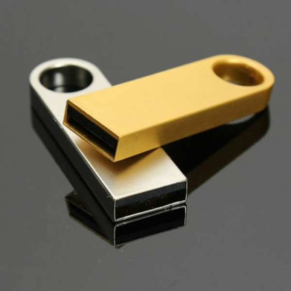 Pen Drive Metal Pendrive 2 0 32GB 128GB 16GB 8GB 4GB High Speed Usb Flash Drive