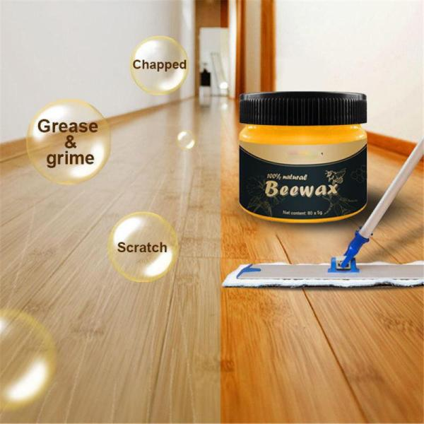 Heartwarming Beeswax Polish