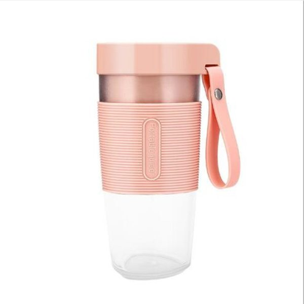 350 ml USB Rechargeable Juicer Mini Portable Blender electric Juicer Cup More Powerful Juice Maker Cup