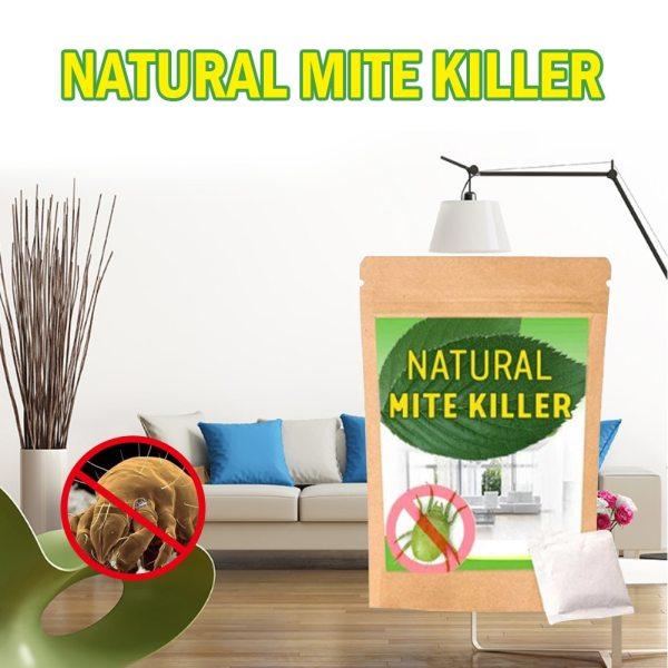 6packs Natural Herbal Mites Killer Pillow Couch Wardrobe Bed Sheet Powder High Effective Acarid Removing Non