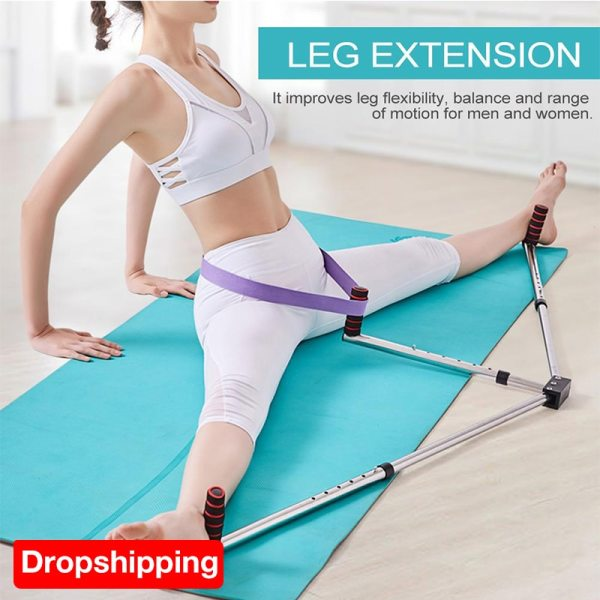 Ballet Leg Extension Machine Flexibility Training Split Legs Ligament Stretcher Professional Split Legs Training Equipments