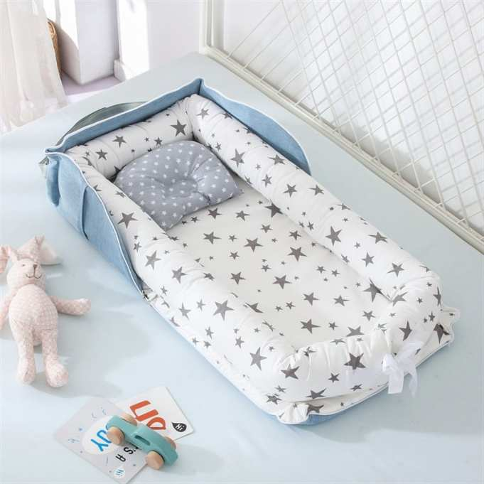 Bedly Portable Baby Bed