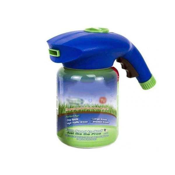 Professional Garden Hydro Liquid Sprayer Mousse Household Hydro Seeding System Lawn Spray Device Grass Lawn Care
