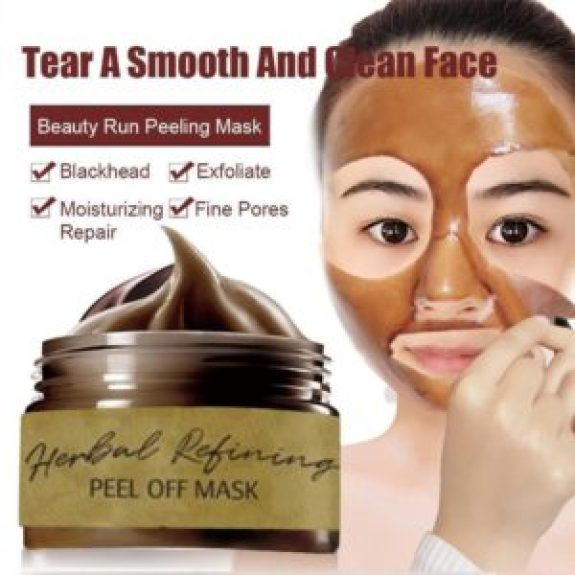 Herbal Refining Peel-Off Mask