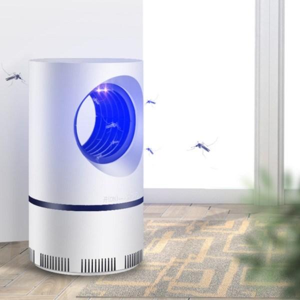 Led Mosquito Killer Lamp UV Night Light USB Electric Photocatalytic Repellent Trap Light for bedroom Kitchen
