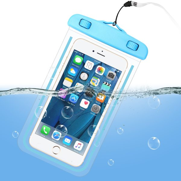 Swimming Phone Bag Real Waterproof Case For iPhone 11 Pro XS Max X 8 7 6