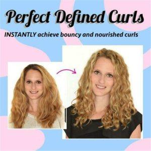 Perfect Curls Hair Booster Repair Damaged Anti Hair Loss Hair Serum Moroccan Oil Keratin Complex Oil 2