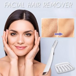 Shaver Lady Face Epilator Face Hair Remover Electric Ladies Shaver Painless Expoliates Dead Skin Tool Skin 1