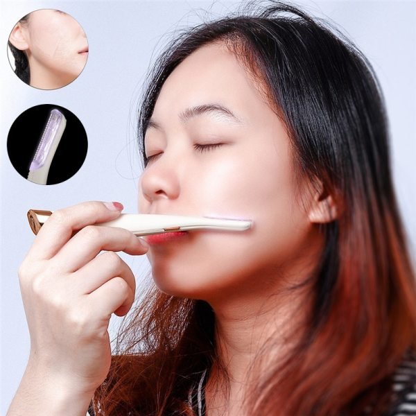 Shaver Lady Face Epilator Face Hair Remover Electric Ladies Shaver Painless Expoliates Dead Skin Tool Skin