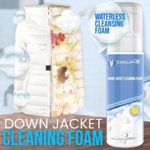 Down Jacket Cleaning Foam