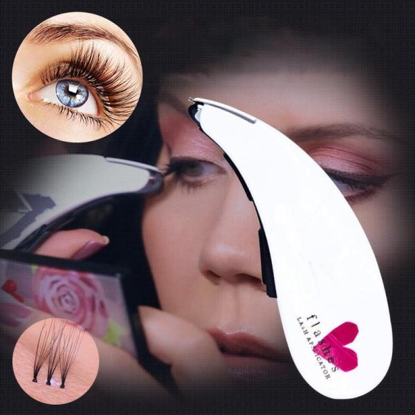 False Eyelash Stapler Lash Buds Artifical Lashes Cosmetics Makeup Health Tools False Eyelash Stapler in stock