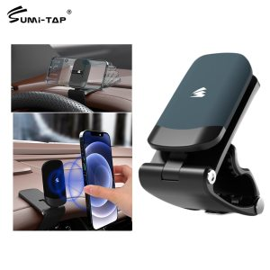 Sumi tap Magnetic Car Phone Holder Dashboard Hud Clip Vent Mount Universal GPS Stand Mobile Phone