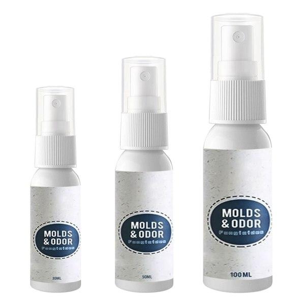 30 50 100 ML Furniture Tile Mould Cleaner Efficient Mildew Removal Spray