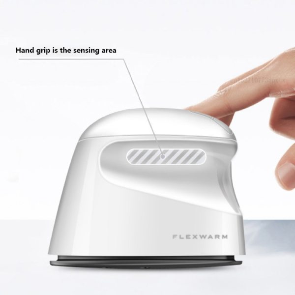Mini iron FLEXWARM Foldable Steamer Travel Steamer Iron for Home Mini Portable Steam Iron Handheld Garment