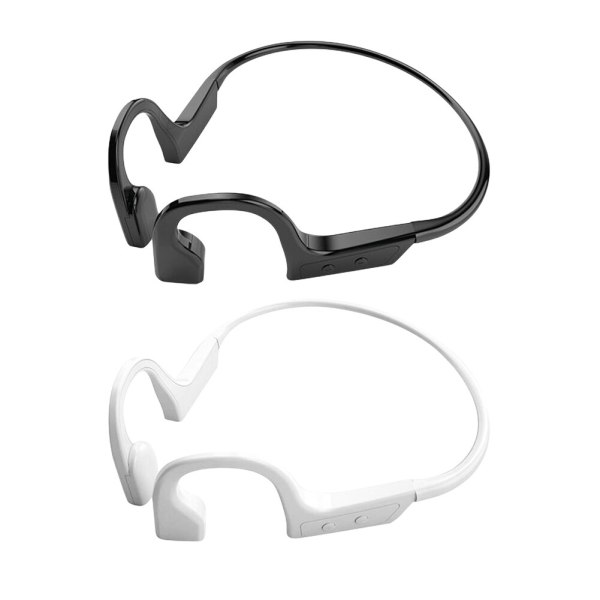 Bone Conduction Bluetooth Headsets Open Wireless Sports Headset Bluetooth 5 1 Stereo Sweatband Microphone Suitable For
