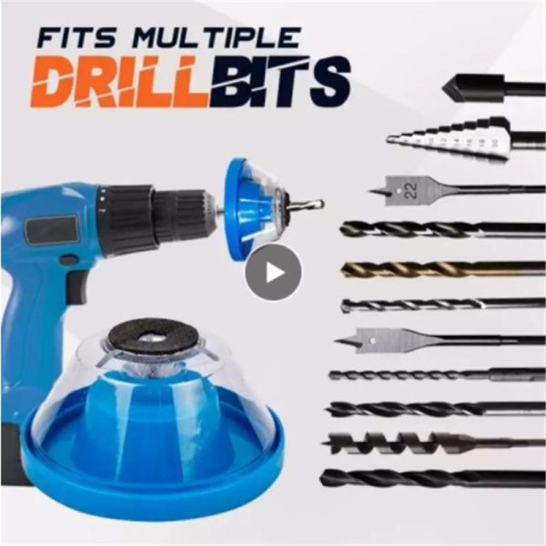 Hammer Drill Dust Collector Power Tool Accessories Impact Drill Ash Bowl Must Have Accessory Power Tool