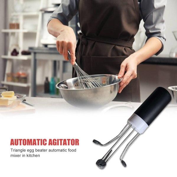 3 Speed Adjustable Automatic Stirring Crazy Whisk Stick Blender Sauces Soup Egg Cream Mixer Auto Stirrer