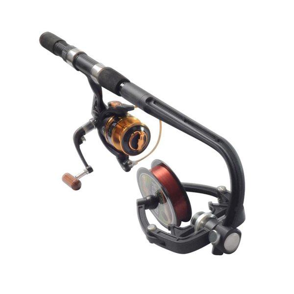 Fishing Line Winder Portable Reel Spool Spooling Machine Spinning Fishing Reel Line