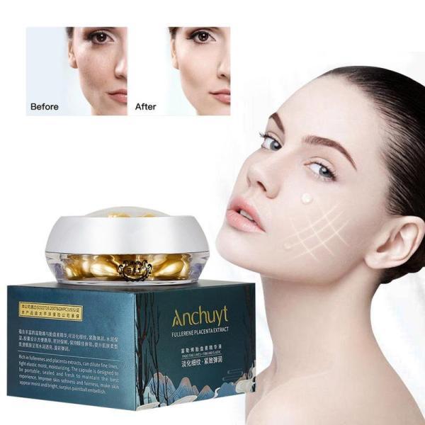 Snake Venom Extract Serum Anti Whitening Anti Aging Face Skin 30 Capsules