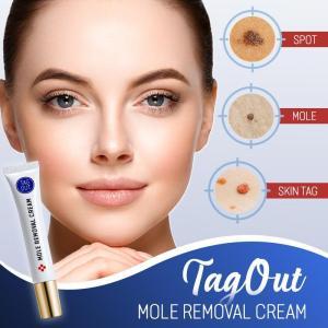 Tag Out Mole Removal Cream