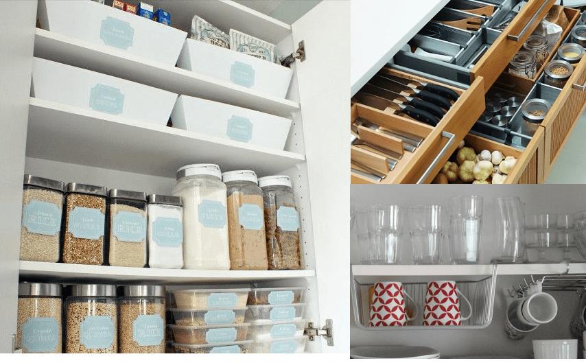 Organizao  Cozinha da Rafinha