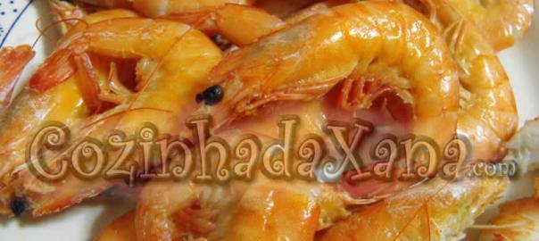 Como fazer Molho de camarão