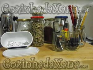 Dicas - Como aproveitar frascos de vidro