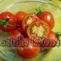 As frutas - O tomate