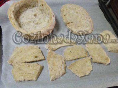 Pão recheado