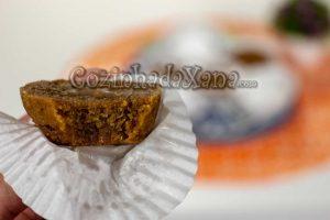 Queijadas de batata-doce (sem glúten)