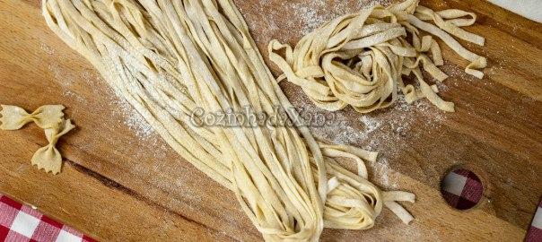 Massa fresca italiana (pasta)