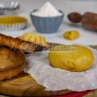 Como fazer massa areada (massa de tarte ou pâte sablée)