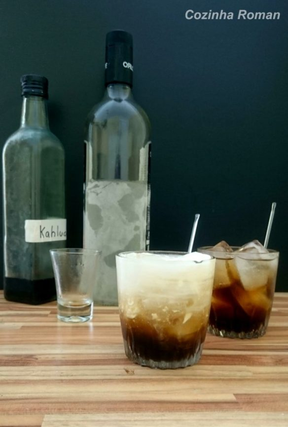 White Russian e Black Russian