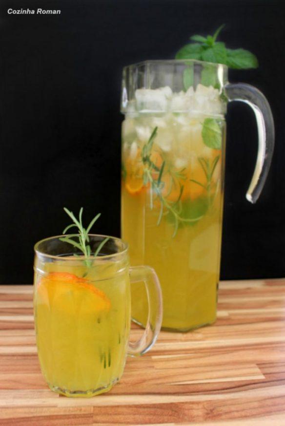 limonada de alecrim