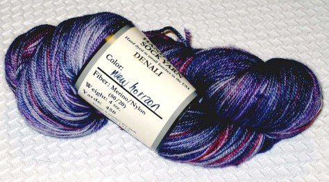 Photo of one skein