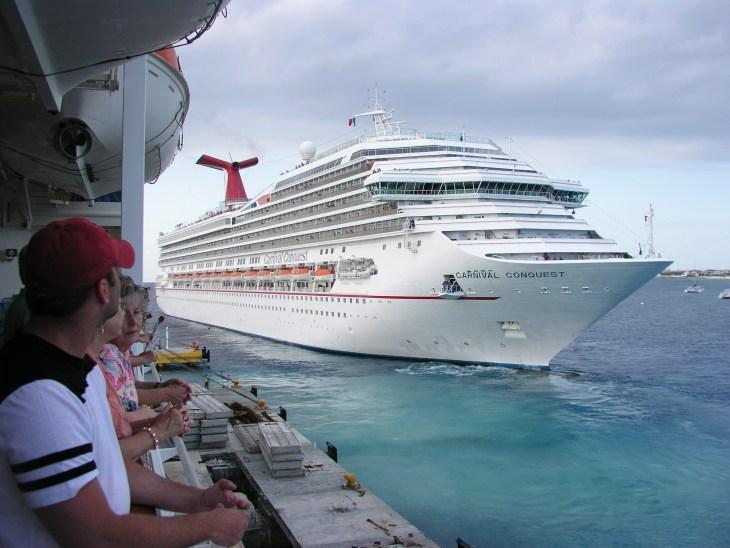 Cruise Ships in Cozumel