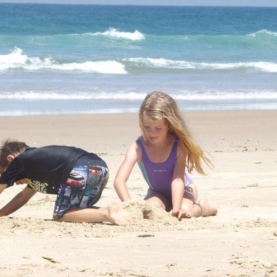 Cozumel My Cozumel with kids