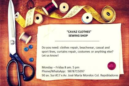 Cozumel My Cozumel tailor discount