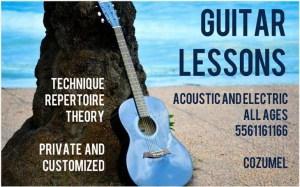 Cozumel free guitar lesson - deals for cozumel my cozumel