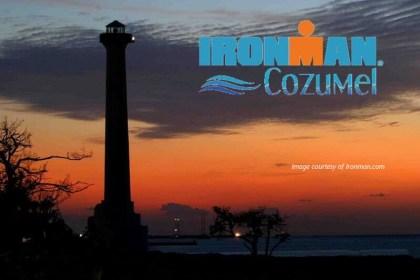 Cozumel My Cozumel Ironman 2018 sunset
