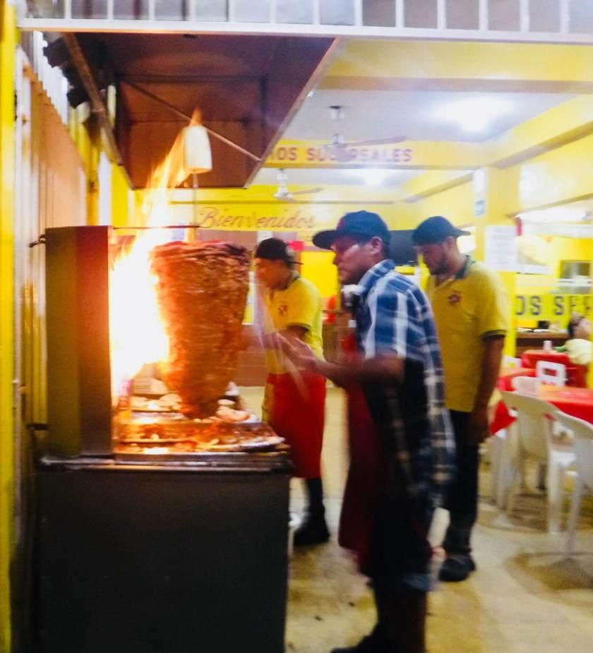 Cozumel My Cozumel Tacos al Pastor