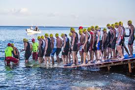 Cozumel Ironman 2018 swim