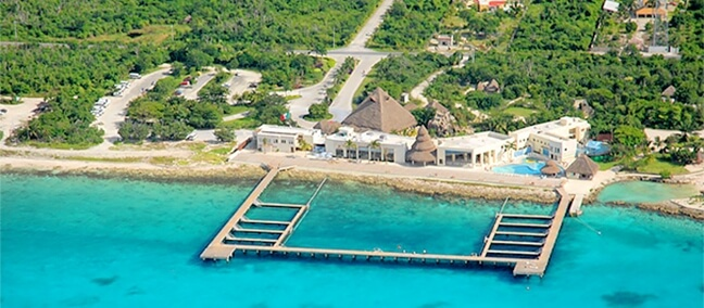 Cozumel My Cozumel Parks picture of Chankanaab Park