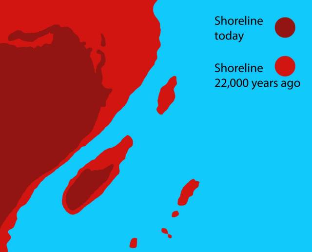 Cozumel Formation Cozumel Coastline